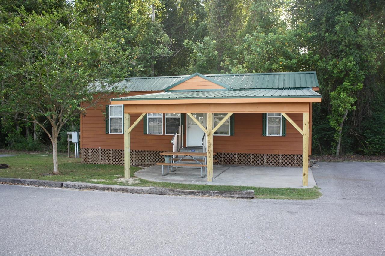 Sites & Rates / Cabins / Cabins-Stone Canyon Cabins | Yogi