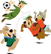 Activities / Groups / Field Trips   Yogi Bear's Jellystone
